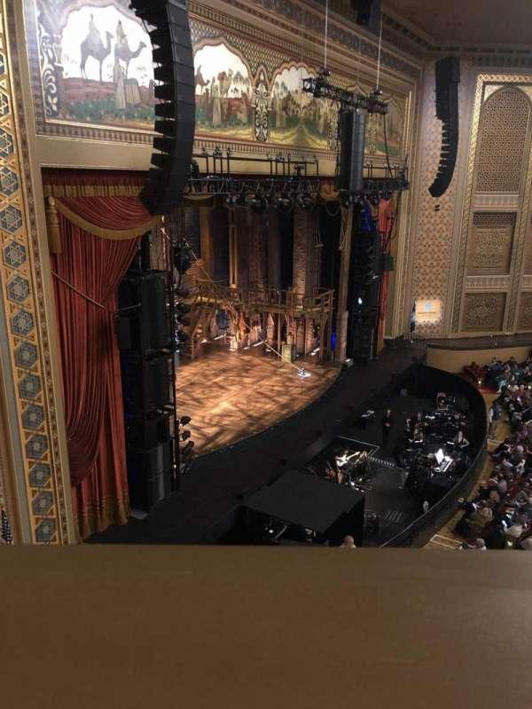 Altria Theater, secção: Balcony J, fila: A, lugar: 1007