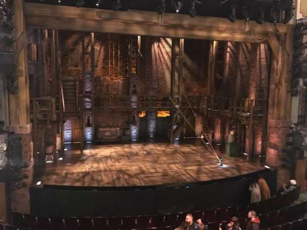 Victoria Palace Theatre, secção: Royal circle, fila: B, lugar: 29