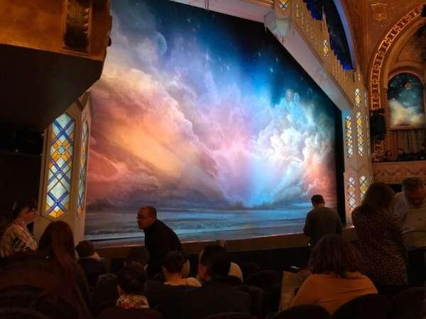 Eugene O'Neill Theatre, secção: Orchestra L, fila: G, lugar: 19