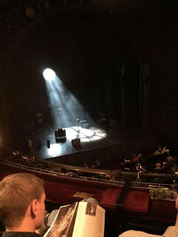 Palace Theatre (West End), secção: Dress circle, fila: B, lugar: 29