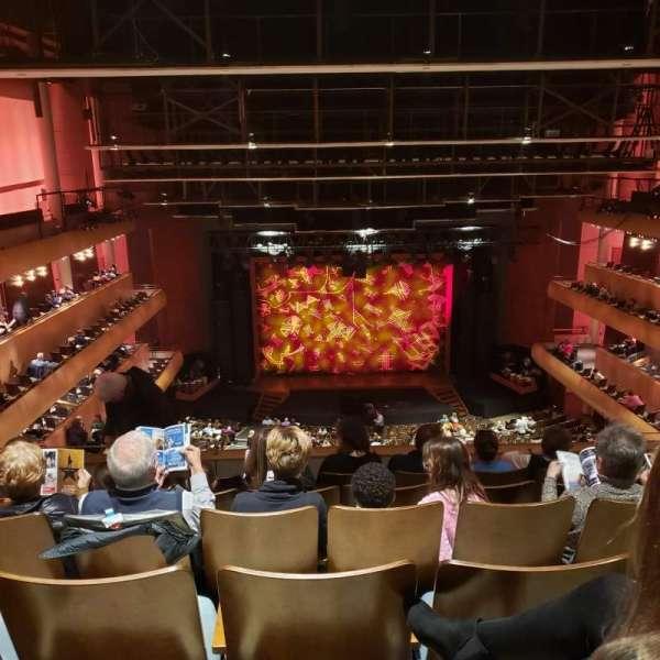 DeVos Performance Hall, secção: Balcony, fila: F, lugar: 31