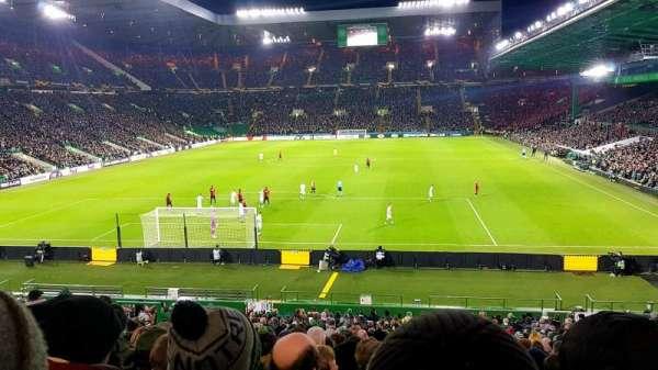 Celtic Park, secção: 139, fila: DD, lugar: 1
