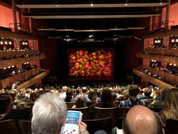 DeVos Performance Hall, secção: Rear Mezzanine, fila: S, lugar: 25
