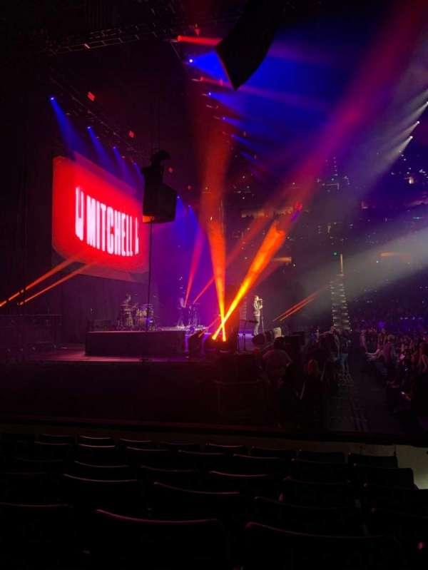 Amalie Arena, secção: 118, fila: 6, lugar: 2