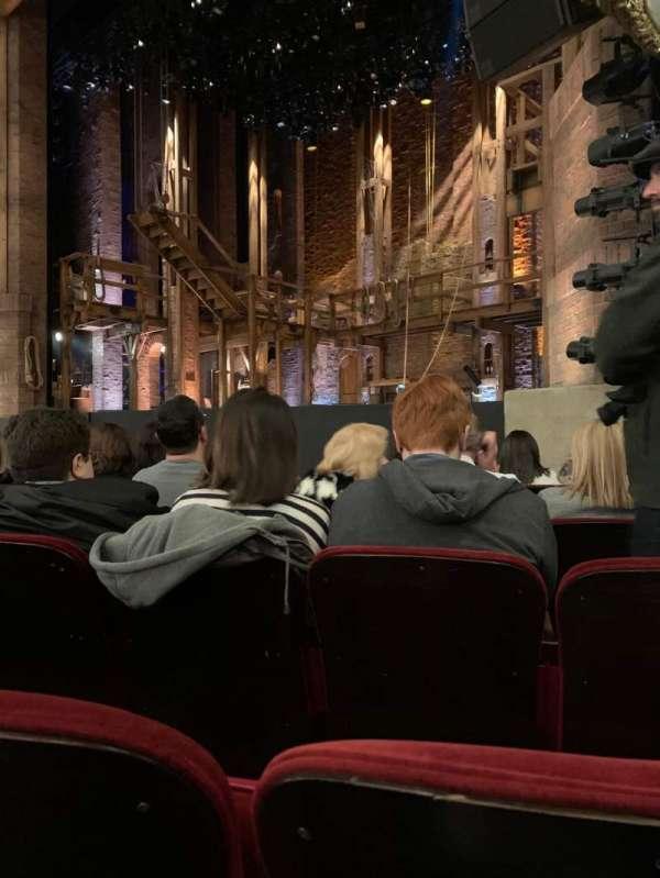 CIBC Theatre, secção: Orchestra R, fila: G, lugar: 16