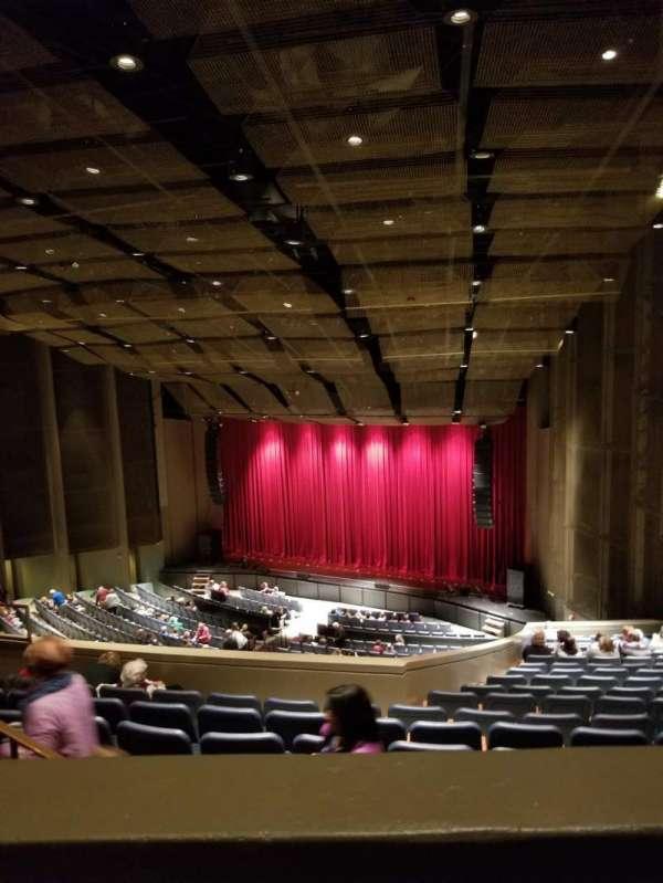 Berglund Center, secção: Balcony Right, fila: R, lugar: 10