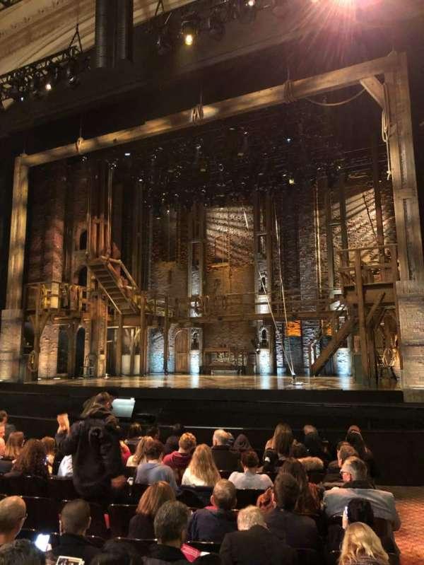 Orpheum Theatre (San Francisco), secção: Orchestra R, fila: M, lugar: 128