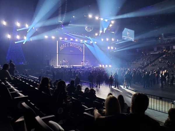 Honda Center, secção: 207, fila: F, lugar: 12