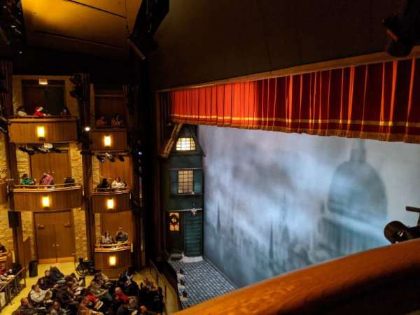 Goodman Theatre - Albert Theatre, secção: Box, fila: 13, lugar: 2
