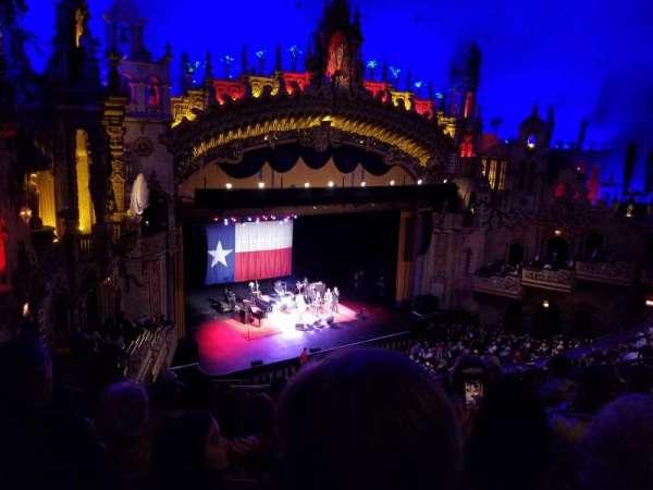 Majestic Theatre - San Antonio, secção: Mezzanine L, fila: G, lugar: 6