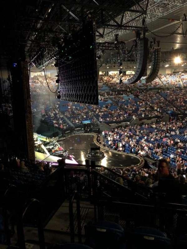 Rod Laver Arena, secção: 33, fila: DD, lugar: 70