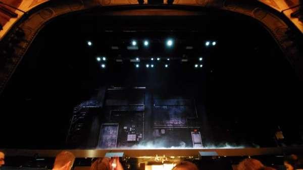 Broadway Theatre - 53rd Street, secção: Orchestra C, fila: C, lugar: 108