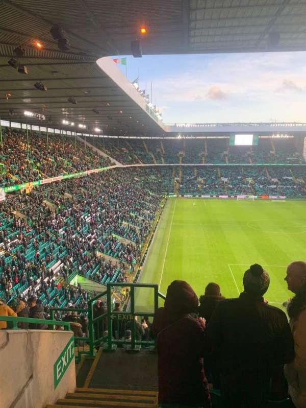 Celtic Park, secção: 442, fila: Q, lugar: 14