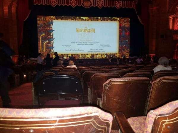 Fox Theatre (Atlanta), secção: orchestra c, fila: y, lugar: 113