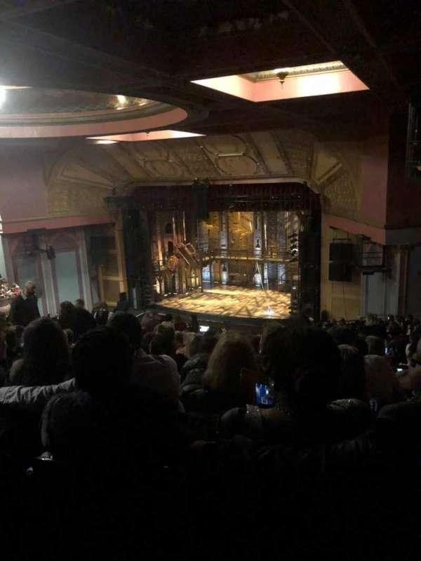 Murat Theatre at Old National Centre, secção: Balcony R, fila: BB, lugar: 11