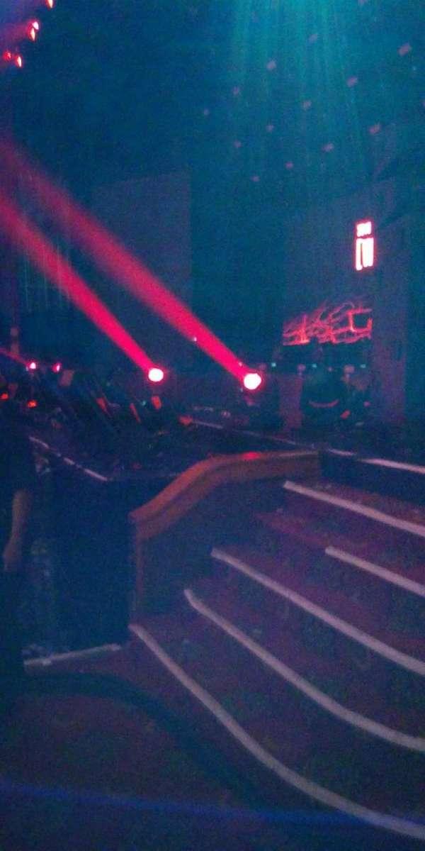Fox Theatre (Atlanta), secção: Orchestra R, fila: C, lugar: 16