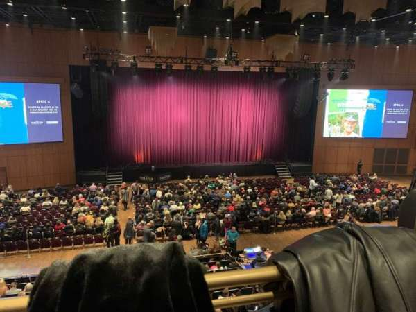 The Theater at MGM National Harbor, secção: 304, fila: A, lugar: 2