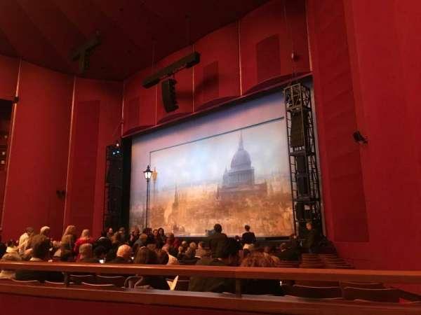 The Kennedy Center Opera House, secção: Orchestra, fila: R, lugar: 26