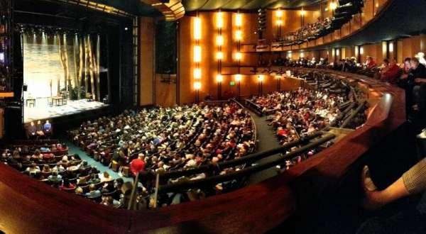 The Kennedy Center Eisenhower Theater, secção: Box, fila: 7, lugar: 8