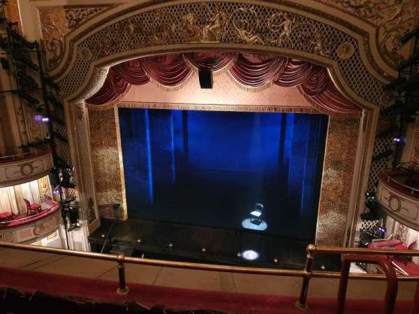 Cort Theatre, secção: Balcony C, fila: C, lugar: 114