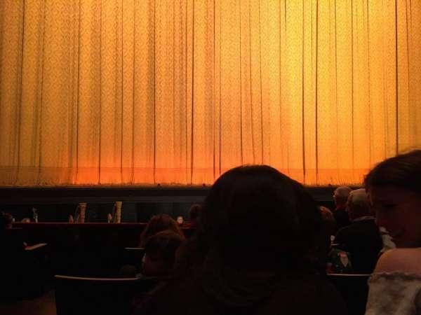 David H. Koch Theater, secção: Orchestra, fila: E, lugar: 102