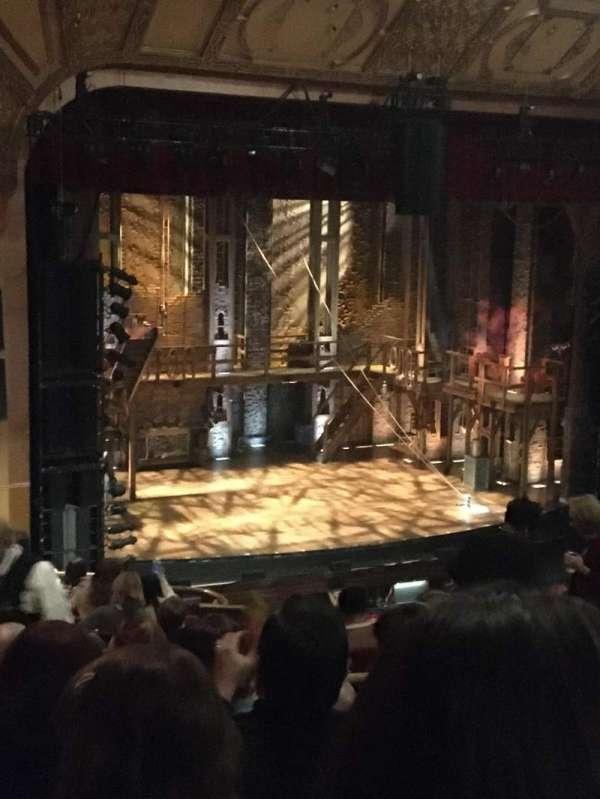 Murat Theatre at Old National Centre, secção: Balcony L, fila: P, lugar: 10