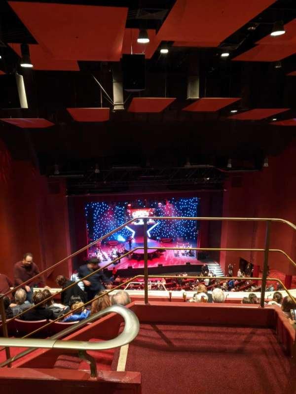 San Diego Civic Theatre, secção: RBLCL2, fila: W, lugar: 15