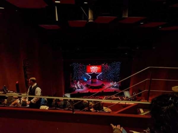 San Diego Civic Theatre, secção: RBLCL2, fila: W, lugar: 19