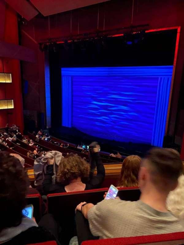 Bord Gáis Energy Theatre, secção: Circle, fila: C, lugar: 50