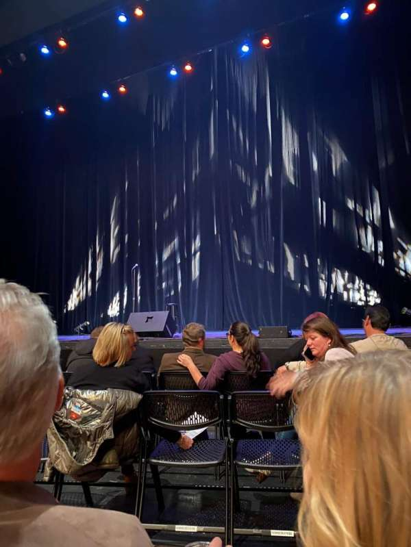 Keller Auditorium, secção: Orchestra D, fila: PB, lugar: 5