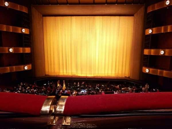 David H. Koch Theater, secção: 2nd Ring, fila: A, lugar: 113