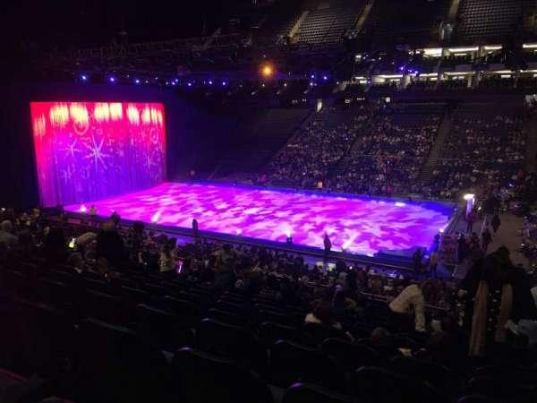 The O2 Arena, secção: 103, fila: Z, lugar: 103