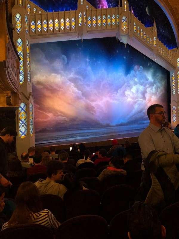 Eugene O'Neill Theatre, secção: Orchestra L, fila: L, lugar: 21