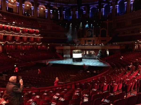 Royal Albert Hall, secção: Loggia 23