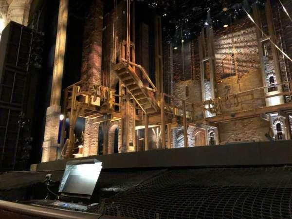 Orpheum Theatre (San Francisco), secção: Orchestra RC, fila: A, lugar: 112
