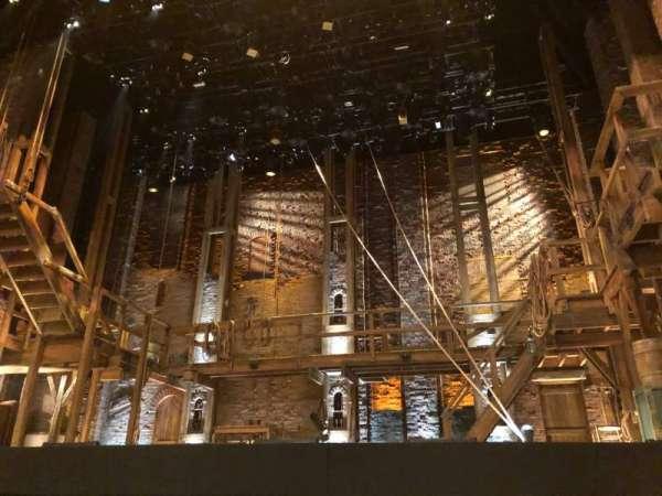 Orpheum Theatre (San Francisco), secção: Orchestra RC, fila: A, lugar: 114