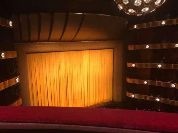 David H. Koch Theater, secção: 4th ring, fila: A, lugar: 21