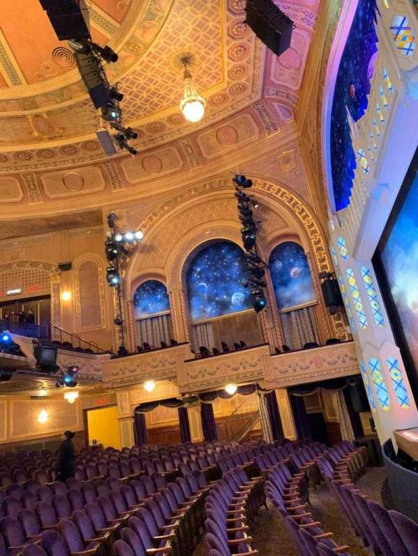 Eugene O'Neill Theatre, secção: Orchestra R, fila: E, lugar: 4-8