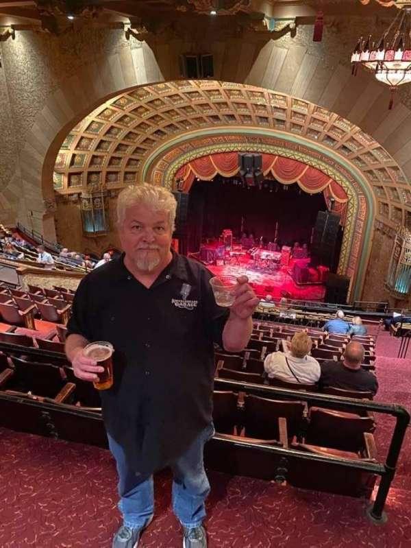 Florida Theatre, secção: B200