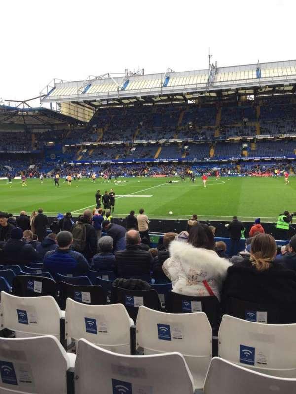 Stamford Bridge, secção: Block 4, fila: 17, lugar: 82