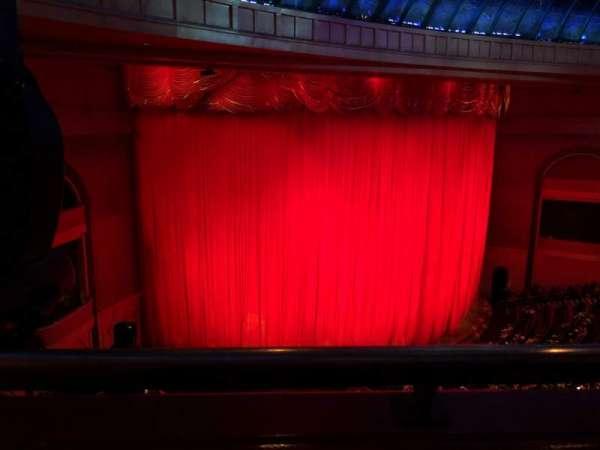 O Theatre, secção: 302, fila: AA, lugar: 1