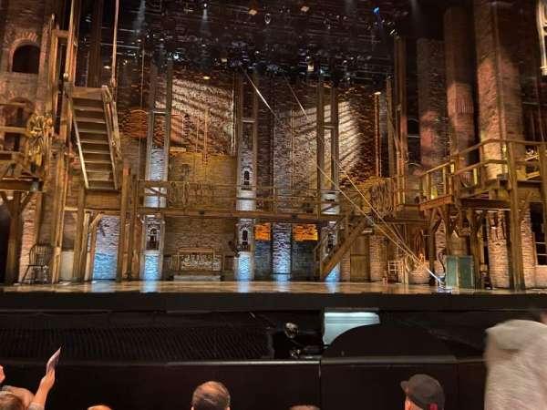 Orpheum Theatre (San Francisco), secção: Orchestra LC, fila: E, lugar: 105