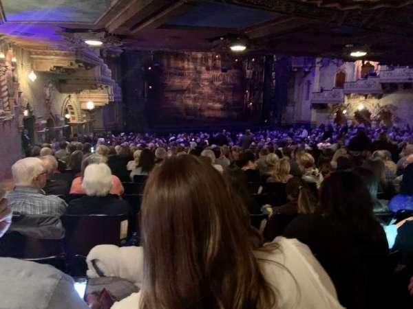 Majestic Theatre - San Antonio, secção: Orchestra L, fila: EE, lugar: 27