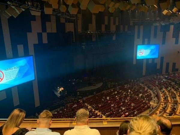 Hard Rock Live At Seminole Hard Rock, secção: 306, fila: C, lugar: 5