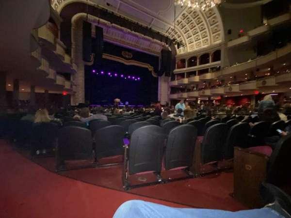 The Met Philadelphia, secção: Orchestra 9, fila: A, lugar: 1