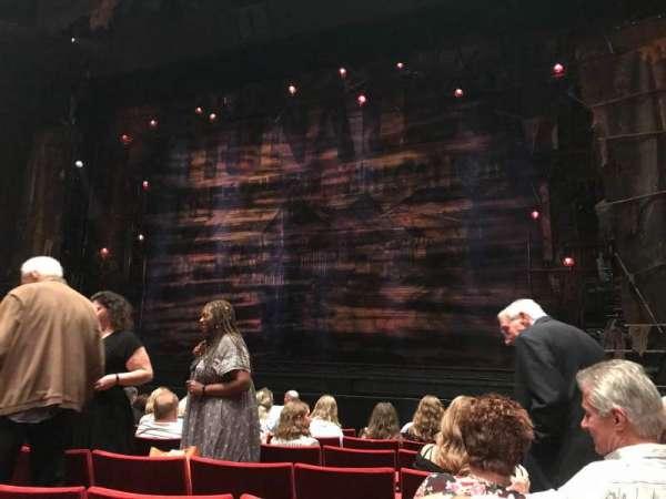 San Diego Civic Theatre, secção: Orchestra R, fila: F, lugar: 24