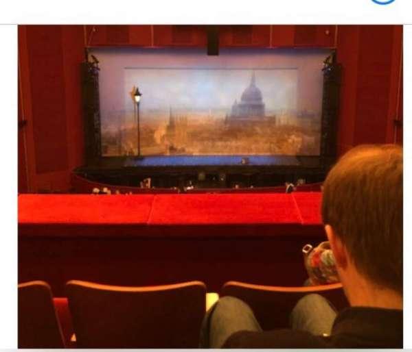 The Kennedy Center Opera House, secção: T1, fila: C, lugar: 209