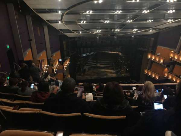 Ahmanson Theatre, secção: Balcony, fila: K, lugar: 39