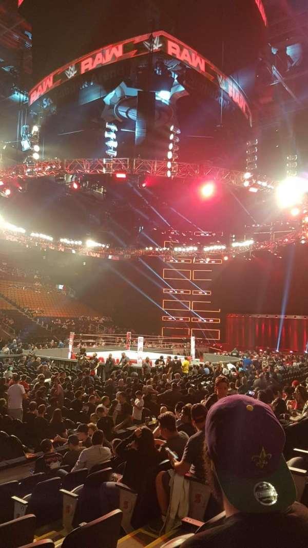 Scotiabank Arena, secção: 121, fila: 8, lugar: 5