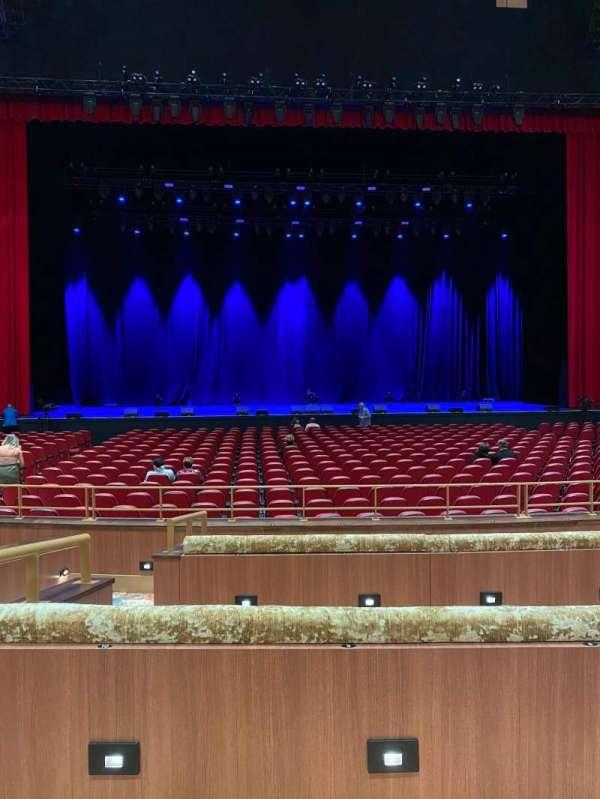 Hard Rock Live at Seminole Hard Rock, secção: 108, fila: F, lugar: 9